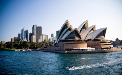 Australian police say operation underway at Sydney Opera House