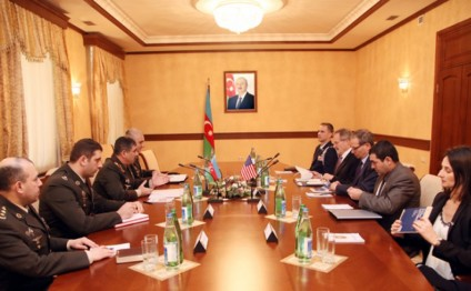 U.S. official hails activity of Azerbaijani peacekeeping forces in Afghanistan