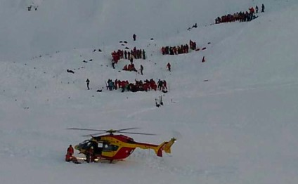 Two French teens, Ukrainian man killed in Alpine avalanche