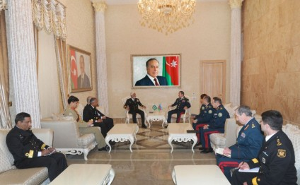 Azerbaijan, Pakistan discuss cooperation in the field of security