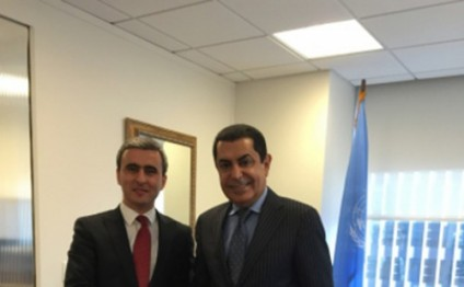 UN High-Representative for Alliance of Civilizations hails relations with Azerbaijan