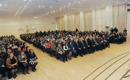 Azerbaijani, Russian and Turkish schools sign sistership agreement