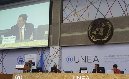 UN Environment Assembly opens in Nairobi aiming to ensure 'healthy planet, with healthy people'