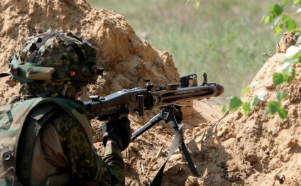 Armenian armed units violated ceasefire with Azerbaijan 9 times throughout the day