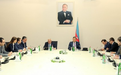 Azerbaijan–Russia Business Council convenes first meeting