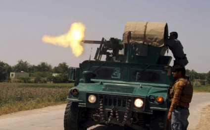 Taliban fighters enter northern Afghan city of Kunduz