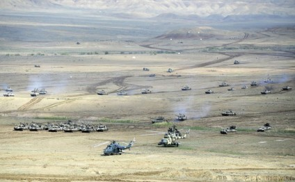 Defense Ministry: Combined Arms Army begin command and staff exercises