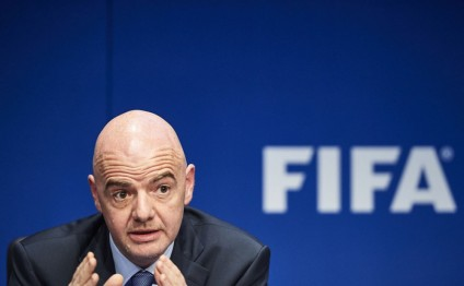 Fifa president Gianni Infantino wants 48-team World Cup finals
