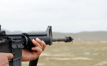 Armenian armed units violated ceasefire with Azerbaijan 25 times throughout the day