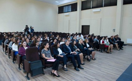 British Council Azerbaijan implementing pilot programme in hospitality area