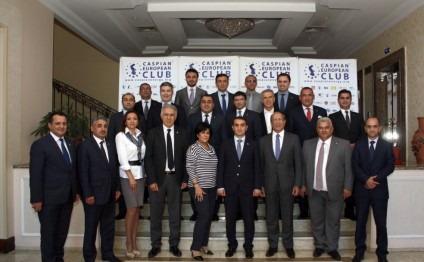 New members of Board of Directors of Caspian European Club announced