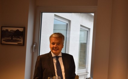 New name, new office: TEAS Benelux in the diplomatic heart of Brussels
