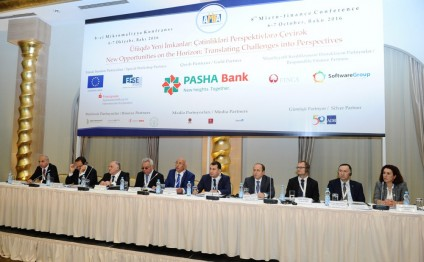 Baku hosts 8th Microfinance conference
