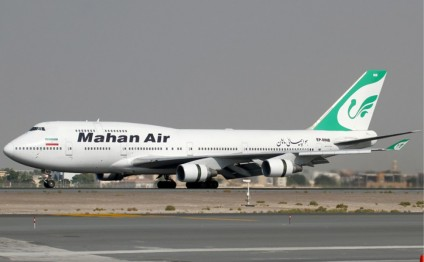 Iranian Mahan Air to launch flights to Baku