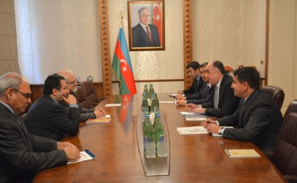 Azerbaijan, Iran stress importance of development of relations between diplomatic training institutions