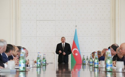 Azerbaijani President: We can be an example for many countries, especially those who consider themselves cradle of democracy