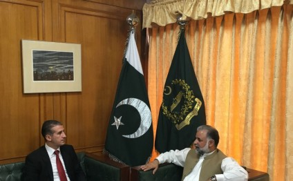 Azerbaijan, Pakistan discuss expansion of interparliamentary ties