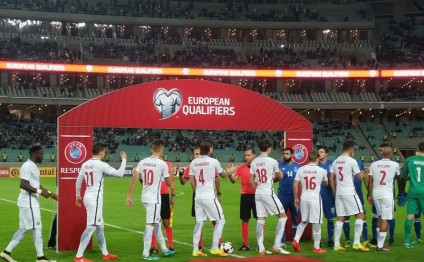 Azerbaijan hit Norway 1-0 at home to top Group C