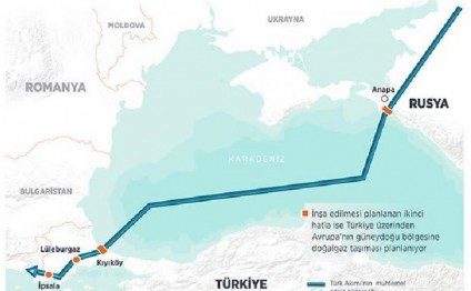 Agreement on Turkish gas pipeline 'nearly completed'