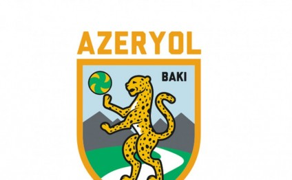 Azeryol Baku sign Ukrainian volleyball player