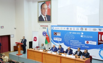 Baku hosts 10th International Conference on Application of Information and Communication Technologies