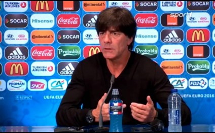"Joachim Loew: ""Right now Azerbaijan is our somewhat strongest rival"""
