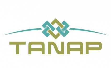Earthworks on construction of TANAP's compressor and metering stations completed