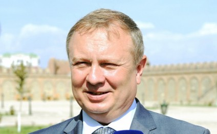 Belarus 'interested' in importing construction materials from Nakhchivan