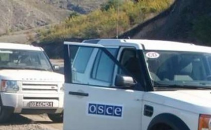 OSCE to conduct monitoring on line of contact between Azerbaijani and Armenian troops
