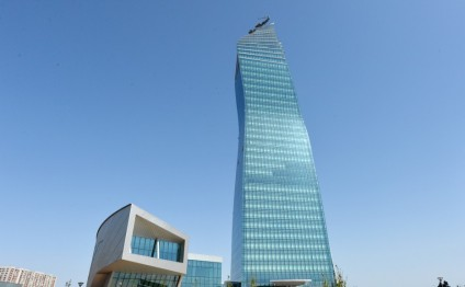 "SOCAR Tower selected ""Best International Office Project"""