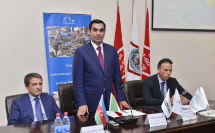 Baku Higher Oil School to cooperate with Italian Maire Tecnimont Group