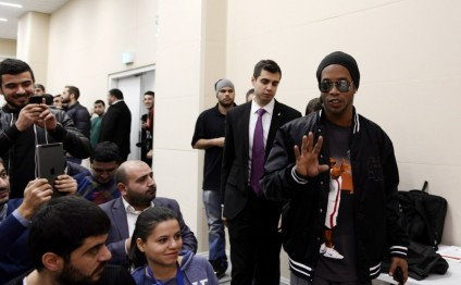 """Ronaldinho Soccer Academy"" to open in Baku"