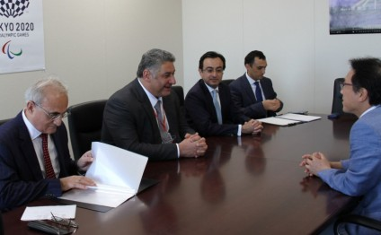 Azerbaijan and Japan discuss prospects of cooperation in field of sports between two countries