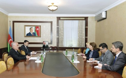 Chairman of Nakhchivan Supreme Assembly meets with British Ambassador