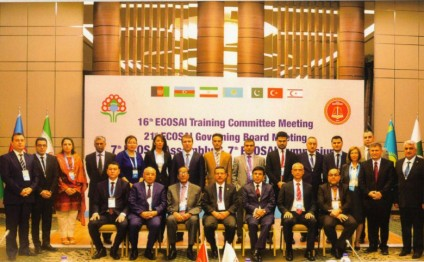 Azerbaijan's Chamber of Accounts elected to ECOSAI Board of Directors