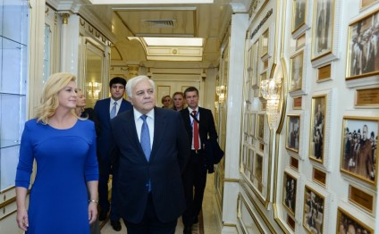 Azerbaijan, Croatia discuss relations