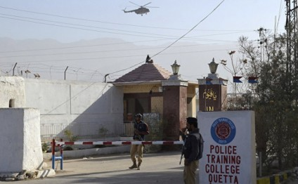 Death toll in Pakistan police college attack grows to 59 people