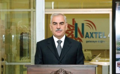 Fourth generation mobile network launched in Nakhchivan
