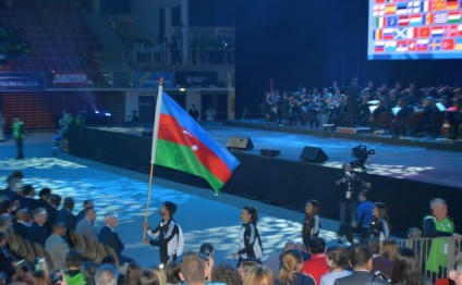 16 Azerbaijani karate fighters to vie for World Championship trophies