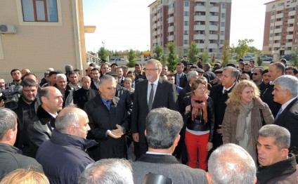 EU Special Representative for South Caucasus visits Azerbaijani IDPs