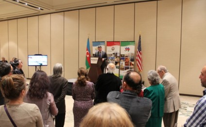 San Diego-Baku Friendship Association established
