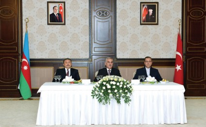 Turkish national holiday marked in Nakhchivan