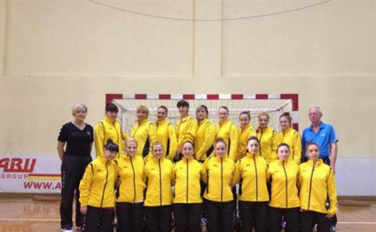 Macedonian referees to control ABU v Femina Vise handball match