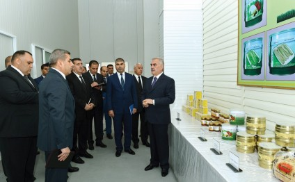 """Nakhchivan Products"" Ltd starts operation"