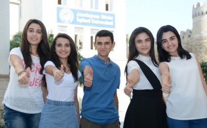 """600+"" Student Club established at Azerbaijan State University of Economics"