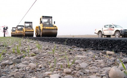 AZN 4.9 million allocated for construction of road in Samukh