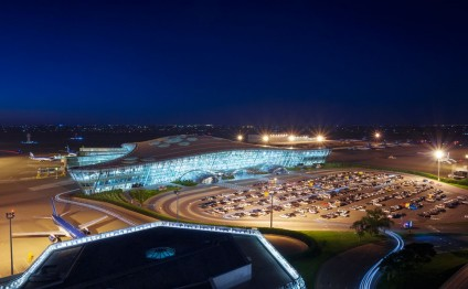 Passenger flow via Heydar Aliyev Airport up by 19 per cent