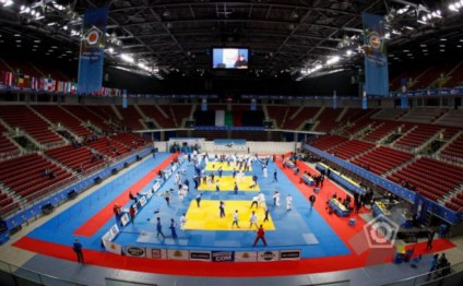 Azerbaijani judo fighters to vie for European medals