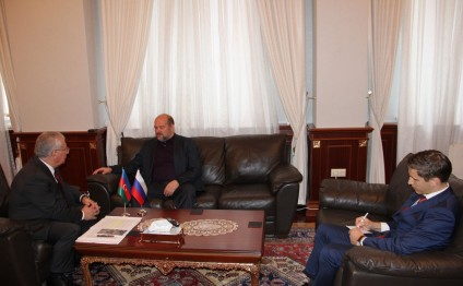 Arkhangelsk Region, Azerbaijan discuss ways of developing agricultural cooperation