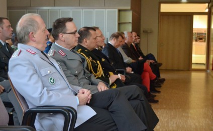 Academy of German Bundeswehr hosts Azerbaijani awareness day